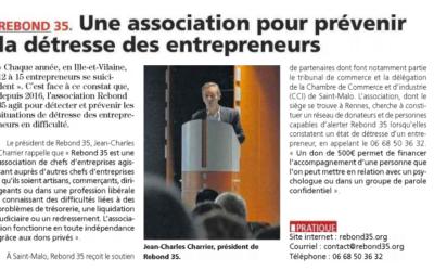 Une association pour prévenir la détresse des entrepreneurs